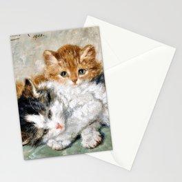 Sleeping Kitten - Digital Remastered Edition Stationery Cards