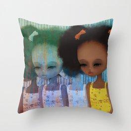 Deja-vu Throw Pillow