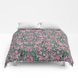 Victorian era by Odette Lager Comforters