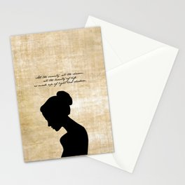 Anna Karenina - Leo Tolstoy Stationery Cards