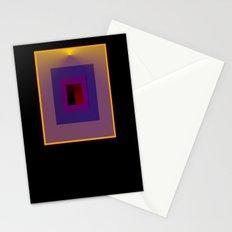 tre quadri Stationery Cards