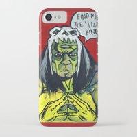medicine iPhone & iPod Cases featuring Medicine Man by Hugo Maldonado