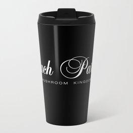 Logo Peach Paradise Metal Travel Mug
