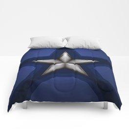 Captain Steve Rogers Comforters