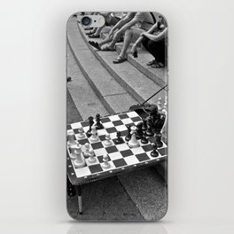 The Showdown (Part 7: NYC) iPhone Skin