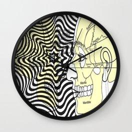 Optical Delusion Wall Clock