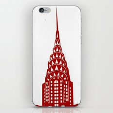 Chrysler Building iPhone & iPod Skin