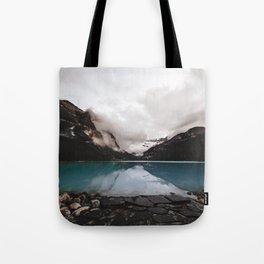 Lake Louise Mood Tote Bag