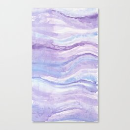 Abstract textile Canvas Print