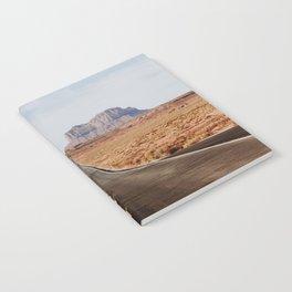 Desert Road Trip V Notebook