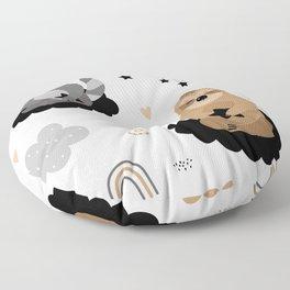 good night Floor Pillow