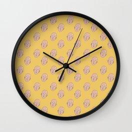 Saitama Wall Clock