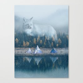 The Great Spirit Canvas Print