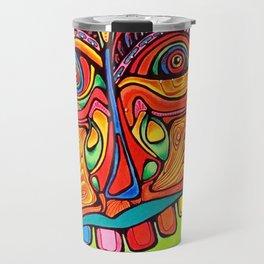 Selfportrait Travel Mug