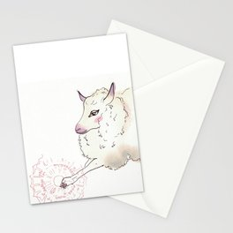 Wise Sheep Stationery Cards