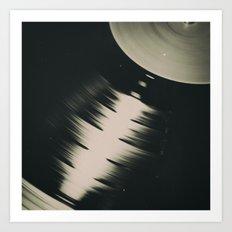 Vinyl 1 Art Print