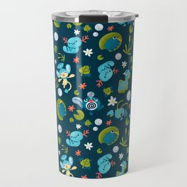 Bubble Beam Travel Mug