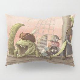 Pirates! Pillow Sham
