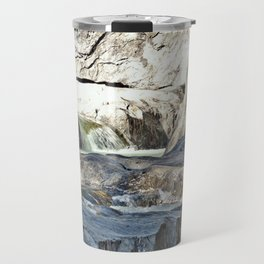 Warren's Carved Stonework Travel Mug