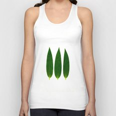 three of a kind 1 Unisex Tank Top