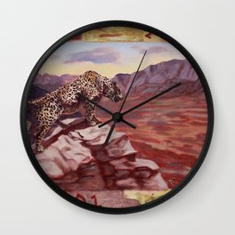 Survival Rate Wall Clock