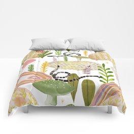 Botanical Garden Comforters