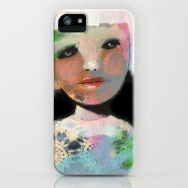 Vem vet iPhone Case