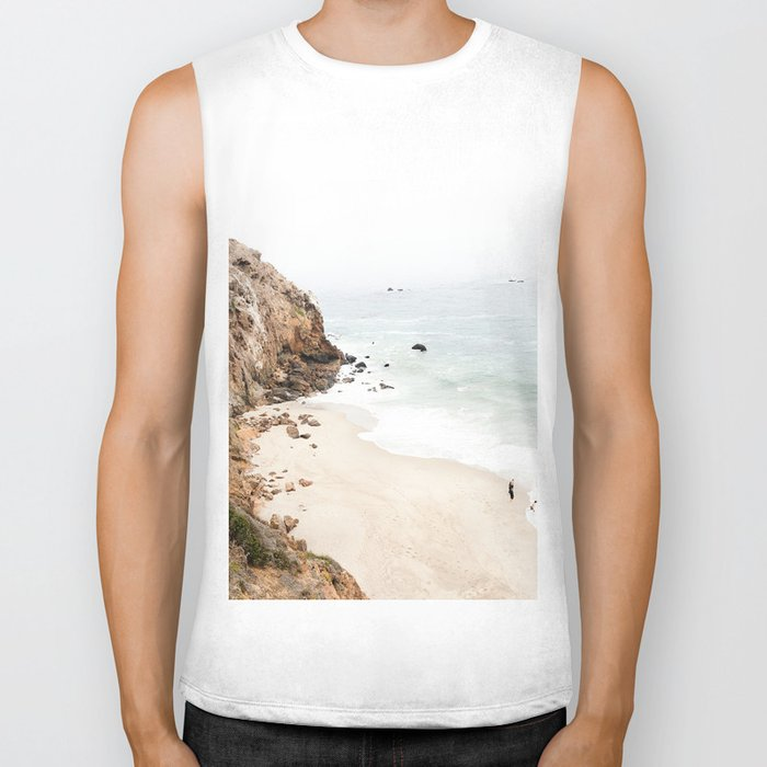 Malibu California Beach Biker Tank