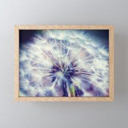 POOF Framed Mini Art Print