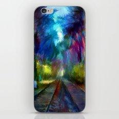 Chemin de fer iPhone & iPod Skin