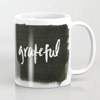 grateful dead Mugs featuring grateful by Social Proper