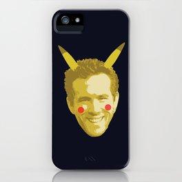 Pika Ryan iPhone Case