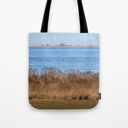 At the beach 7 Tote Bag