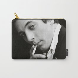 Jeremy Allen White Shameless Lip Gallagher Smoking Carry-All Pouch