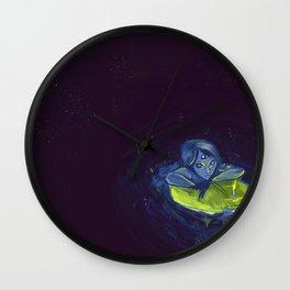 Nenuphar Wall Clock
