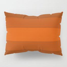 Sienna Spiced Orange - Color Therapy Pillow Sham