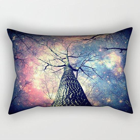 Hope Starts With Perception Rectangular Pillow