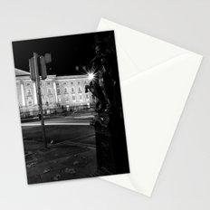 Stop. Light. [Black & White] Stationery Cards