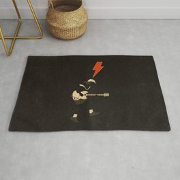 ACDC - For Those About to Rock! Rug