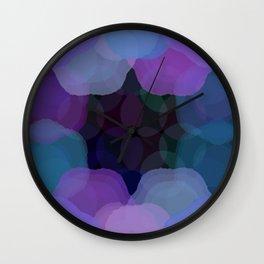 Colors#10 Wall Clock