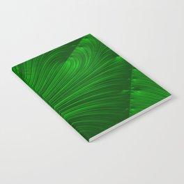 Renaissance Green Notebook