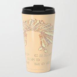 POW WOW - 043 Travel Mug