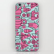 Hahahaohhoho iPhone & iPod Skin