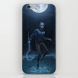Jack Frost - Talk To Me iPhone Skin