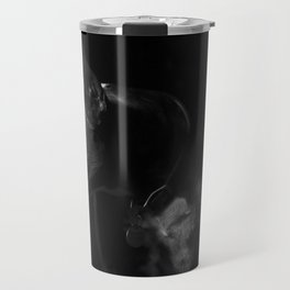 The black dog 7 Travel Mug