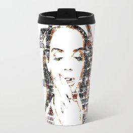 lyrically lana del re Travel Mug