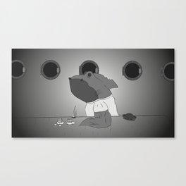 Meloncholy Part 2 Canvas Print