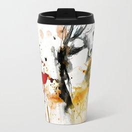 splash portraits Travel Mug