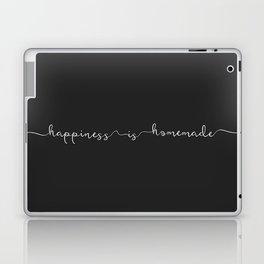 Happiness is Homemade Laptop & iPad Skin