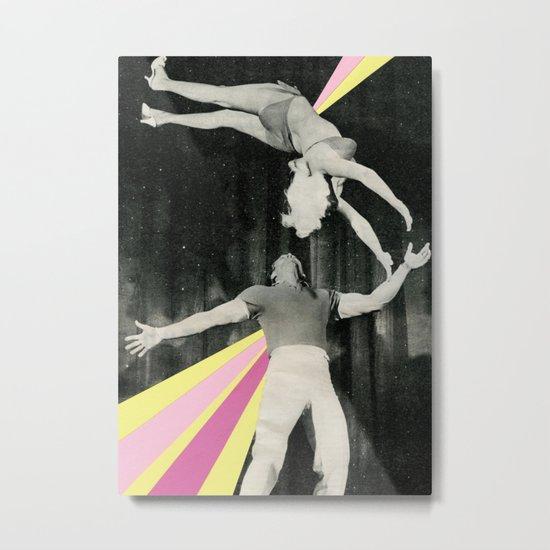 Dynamos Metal Print